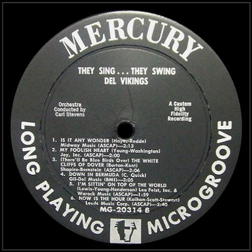 MG-20314 - They Sing...They Swing Side 2