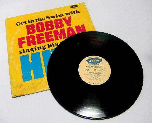 JOZ-4007 - Get In The Swim With Bobby Freeman Singing His Greatest Hits