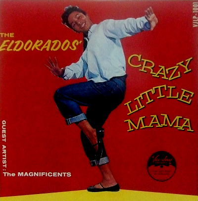 LP-1001 - Crazy Little Mama