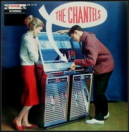 LP-301 - The Chantels