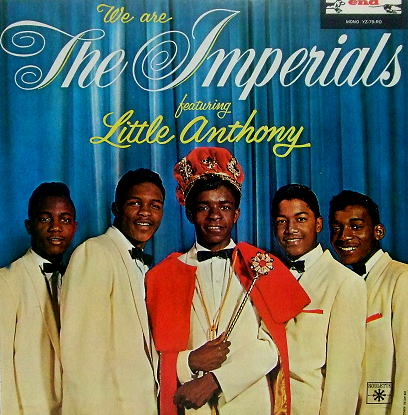 LP-303 - We Are The Imperials Featuring Little Anthony