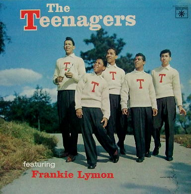 GLP-701 - The Teenagers Featuring Frankie Lymon