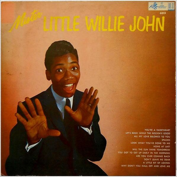 King 603 - Mister Little Willie John