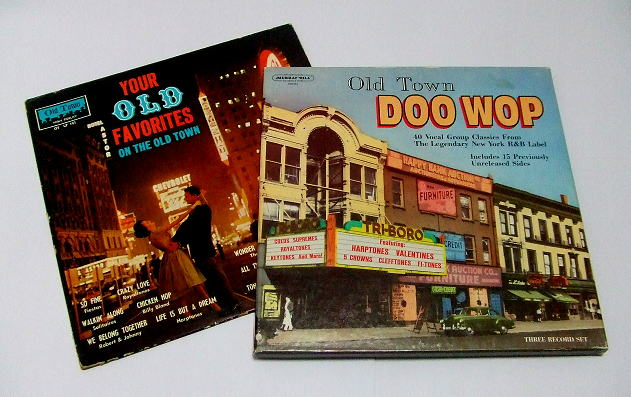 Old Town Doo-Wop(Three Record Set)