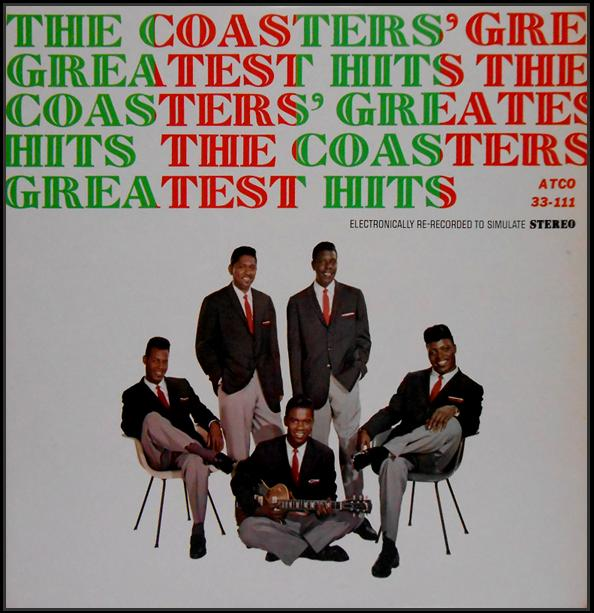 SD33-111 - The Coasters' Greatest Hits
