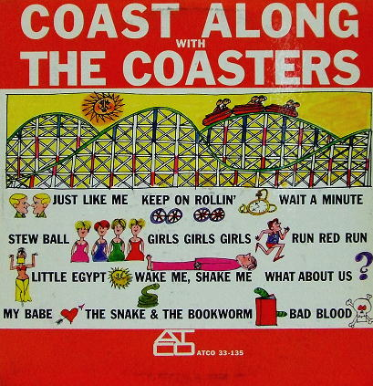 33-135 - Coast Along With The Coasters