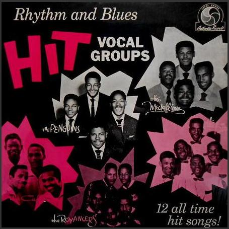 AULP-501 - Rhythm And Blues Hit Vocal Groups