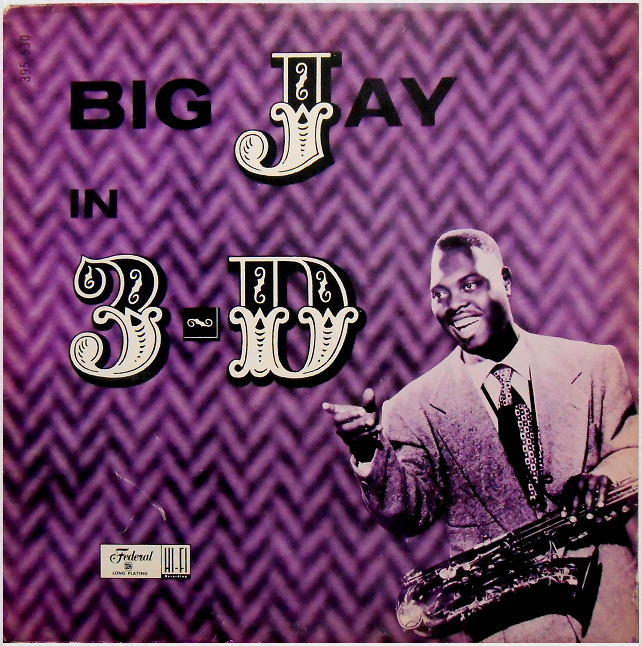 Federal 395-530 - Big Jay In 3-D
