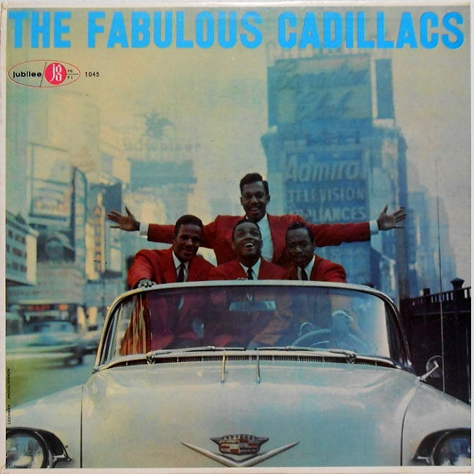 JGM-1045 - The Fabulous Cadillacs