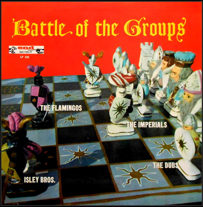 LP-305 - Battle of the Groups