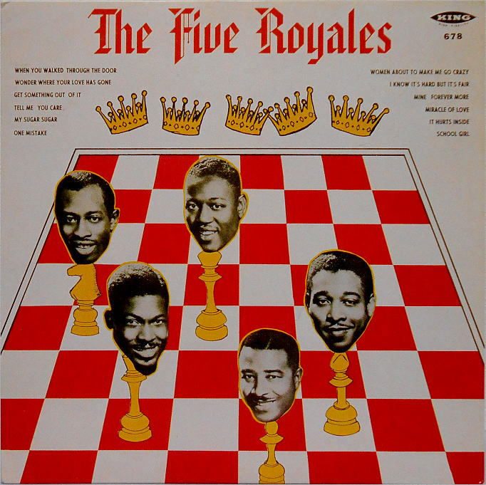 King 678 - The Five Royales