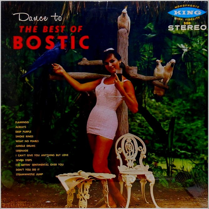 King 500 - Dance to The Best Of Bostic