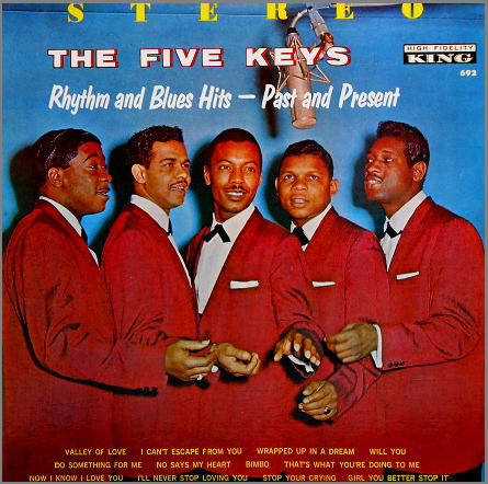 692 - Rhythm And Blues Hits - Past And Present