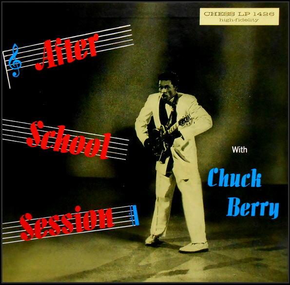 LP-1426 - After School Session With Chuck Berry