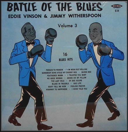 King 634 - Battle Of The Blues Volume 3