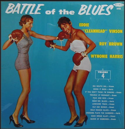 King 668 - Battle Of The Blues Volume 4