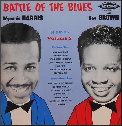 King 627 - Battle Of The Blues Volume 2