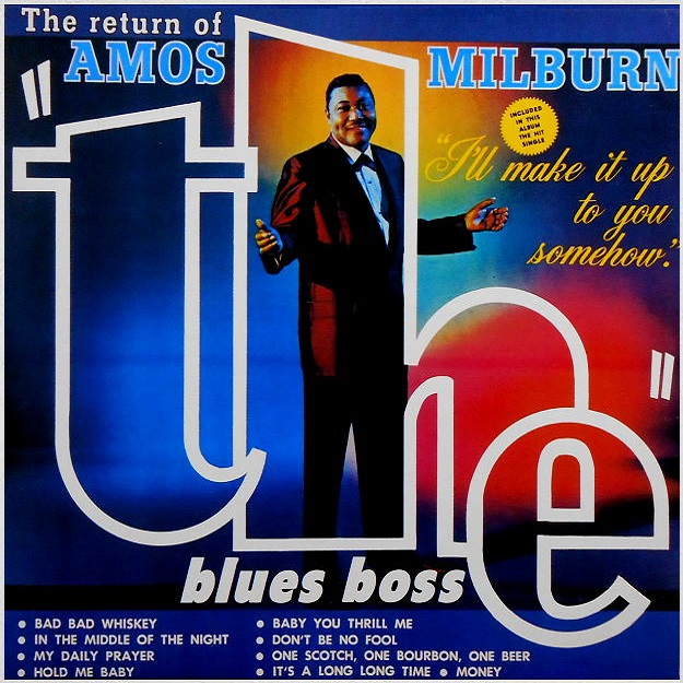 HG-1001 - The Return Of The Blues Boss