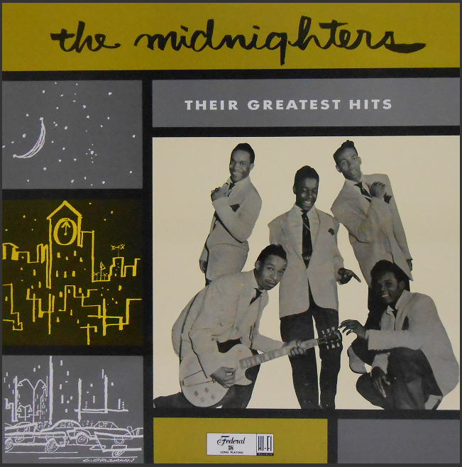 Federal 541 - The Midnighters Their Greatest Hits