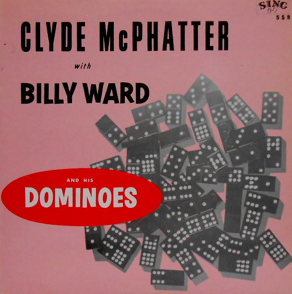 559 - Clyde McPhatter With Billy Ward And His Dominoes