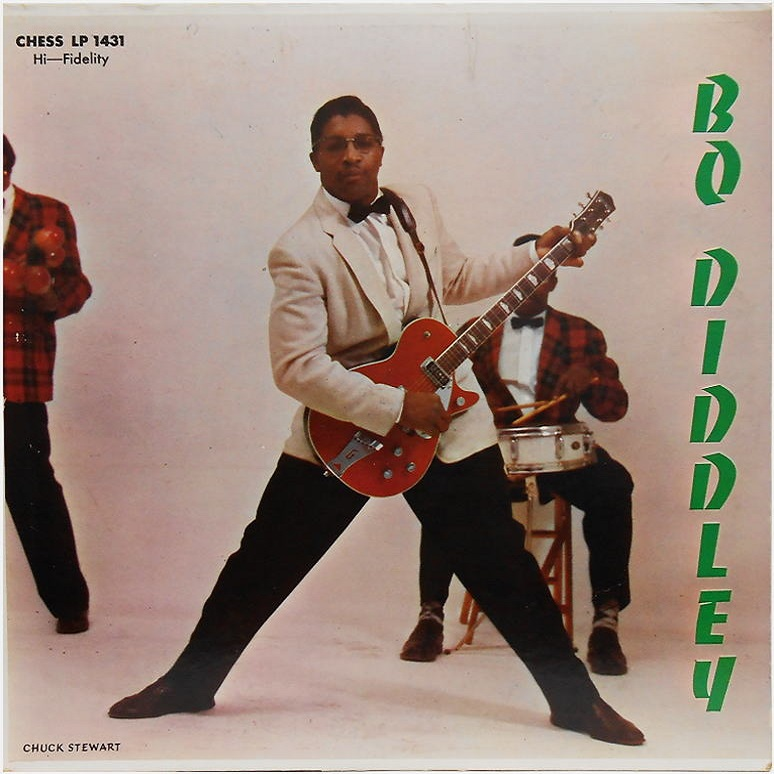 LP-1431 - Bo Diddley