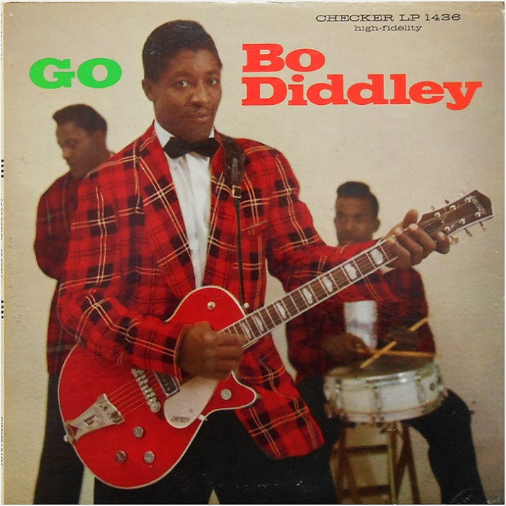 LP-1436 - Go Bo Diddley