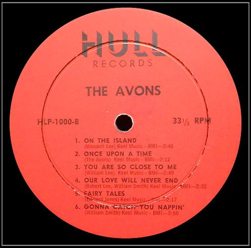 HLP-1000 - Hull Records Invite You To Meet The Avons Side B