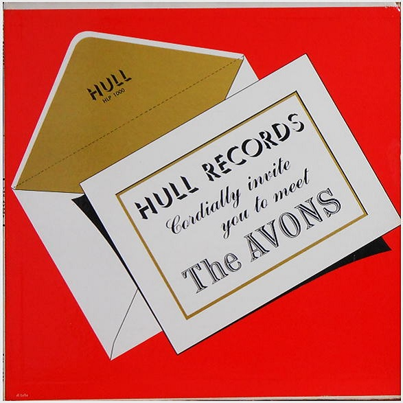 HLP-1000 - Hull Records Invite You To Meet The Avons