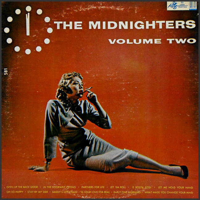 Federal 581 - The Midnighters, Volume Two