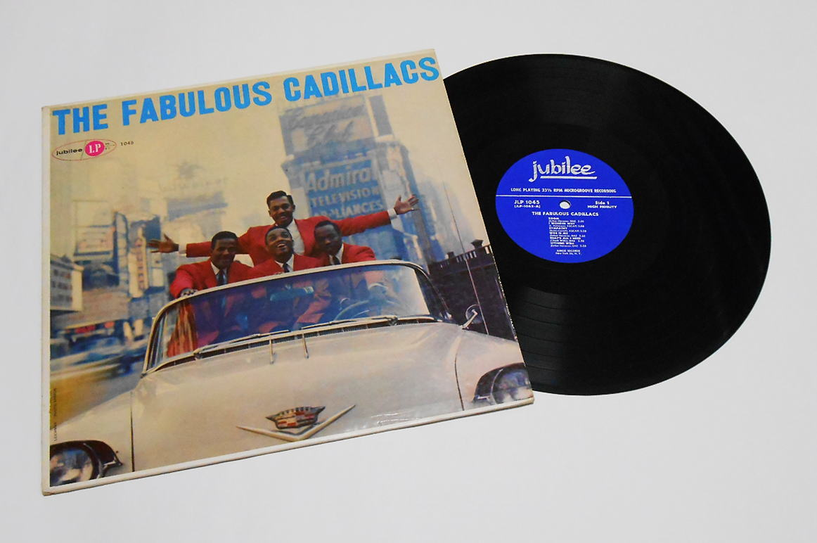 JLP-1045 - The Fabulous Cadillacs