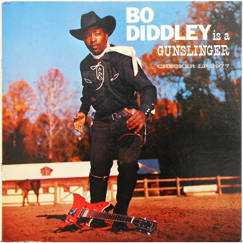 LP-2977 - Bo Diddley Is A Gunslinger