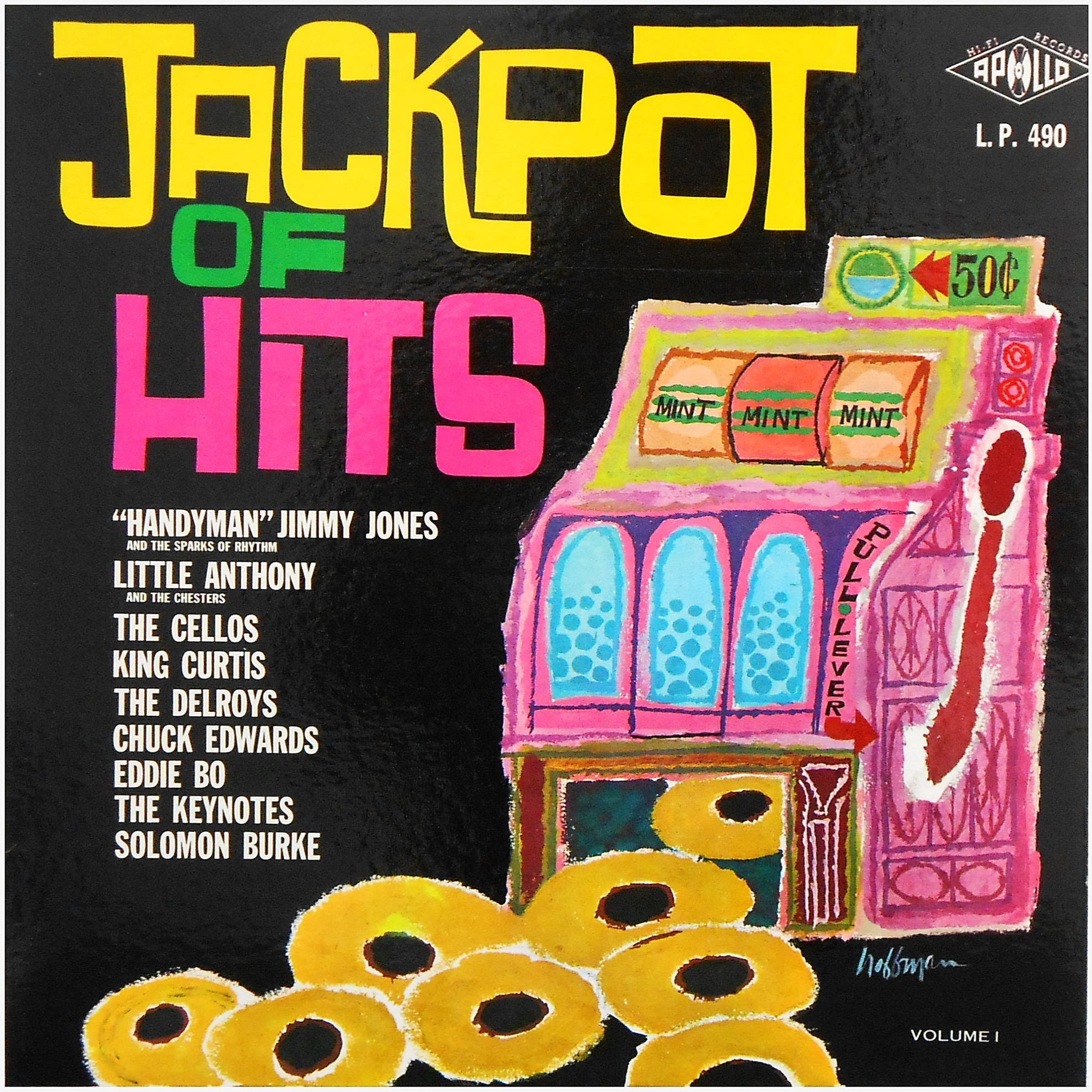 LP-490 - Jackpot Of Hits